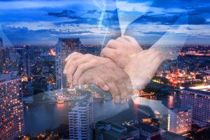 Positive Community Partnerships & Infrastructure